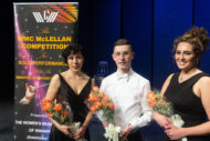 Winners of the 2018 WMC McLellan Competition for Solo Performance with the WSO!!