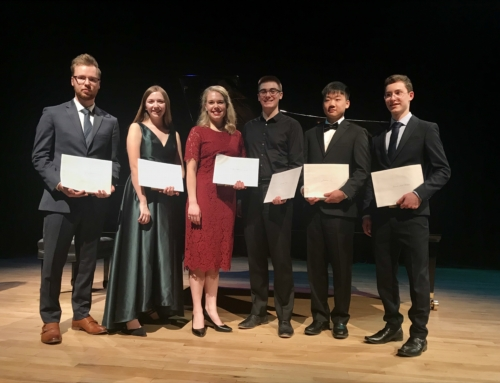 2018 WMC Scholarship Winners! December 30th 2018